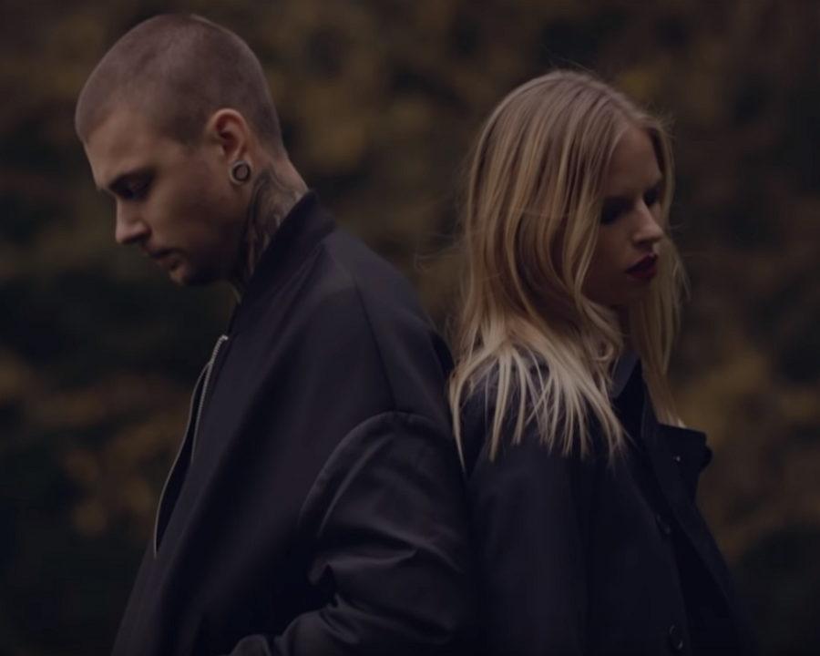 Клип Басты - Я почти погиб, 2018 - видео о любовных страданиях музыканта