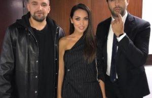Алсу и Баста спели дуэтом песню «Мы с тобой» на шоу Вечерний Ургант