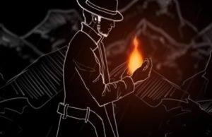 Клип Мити Фомина - Смотри, 2018 - анимационный клип об искатели