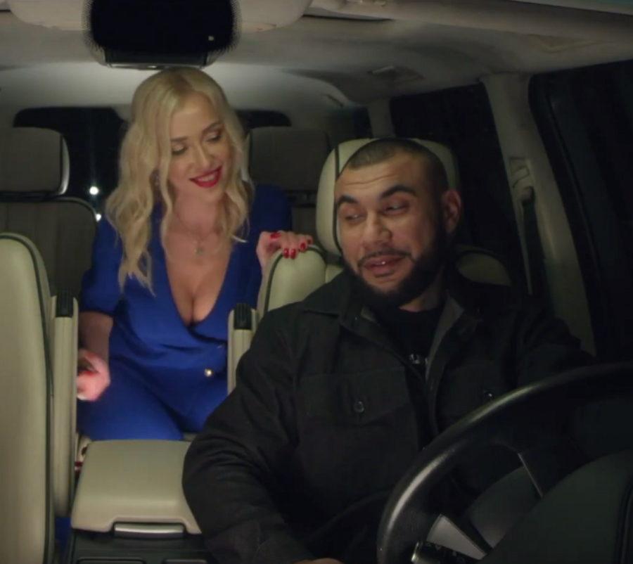 Клип Дони и Натана - Моя, в видео они сыграли таксистов, которые возят девушек
