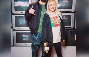 "Тамерлан и Алёна совместно с Zvika Brand & 242 выпустили трек ""Выходной"""