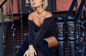 "Алеся Висич страстно станцевала под песню ""Bonito"""