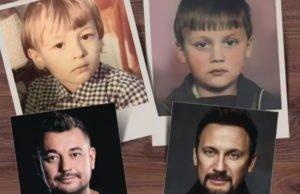 Стас Михайлов и Сергей Жуков - Наши дети, 2018 - слушайте песню | Музолента
