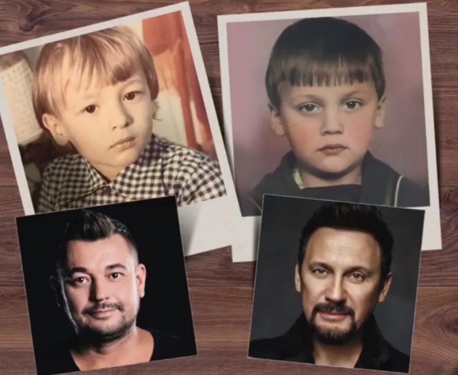 Стас Михайлов и Сергей Жуков - Наши дети, 2018 - слушайте песню   Музолента