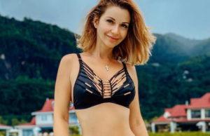Ольга Орлова показала свою фигуру в купальнике с отдыха на островах