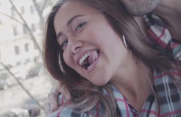 Клип Ренаты Адигамова - Ветер в кофе, 2018 - романтическое видео   Музолента