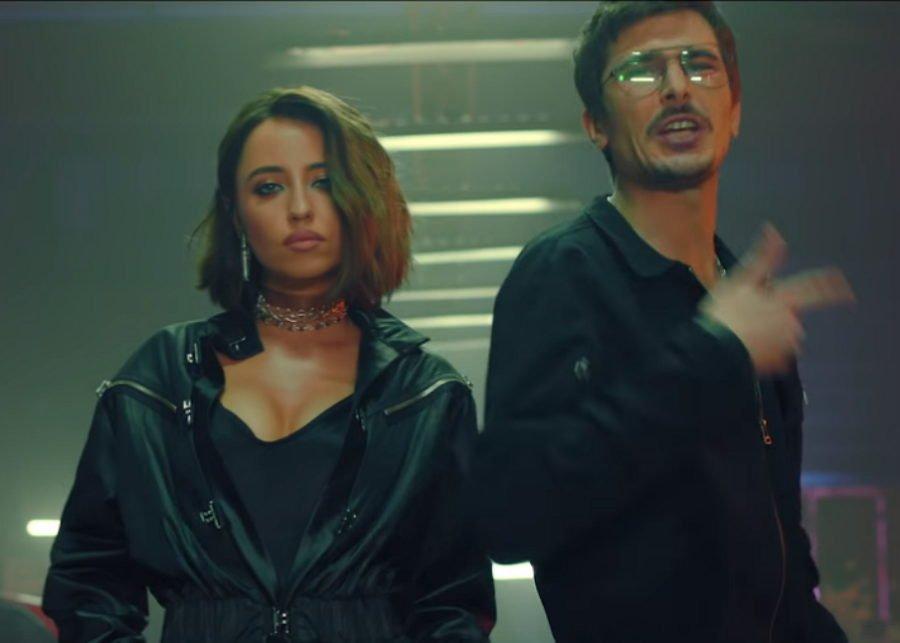 Клип группы Время и Стекло - Песня про лицо, 2018
