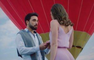 Клип Эмина - Неба не боялись, 2019 - красивое романтическое видео   Музолента
