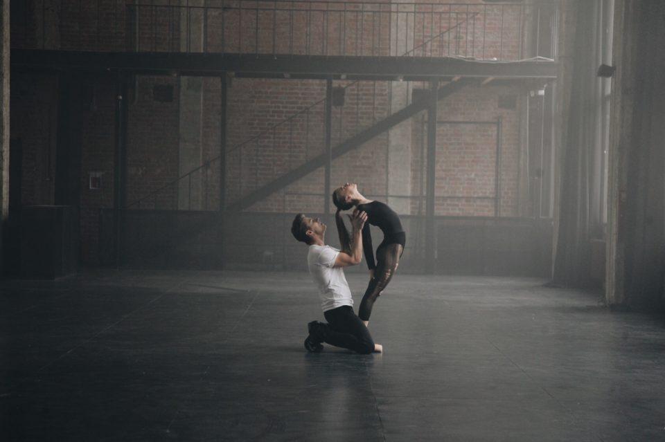 """Фото из клипа """"Отдал тебе сердце"""""""