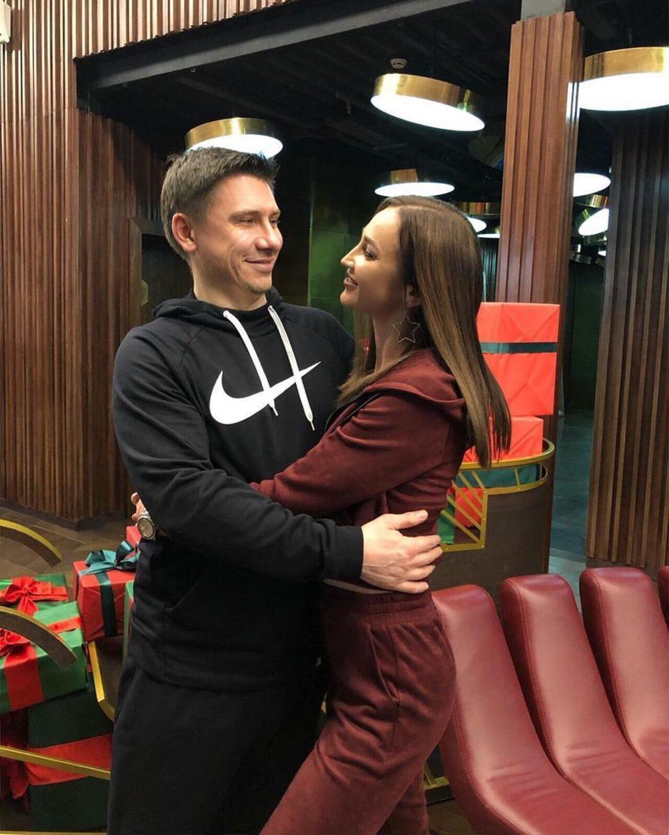 Ольга Бузова и Тимур Батрутдинов
