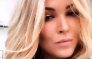 Ирина Дубцова покрасила волосы и стала блондинкой