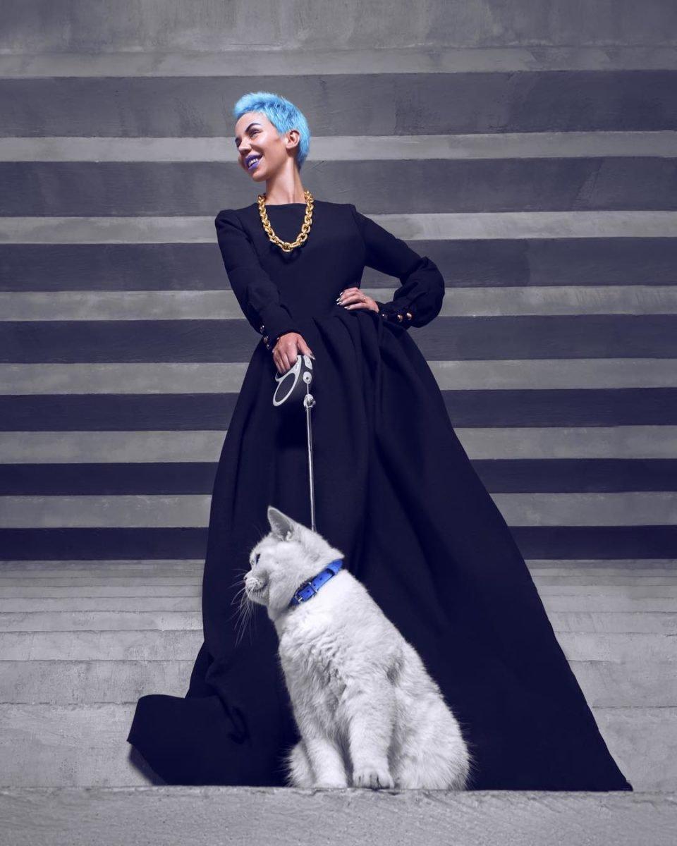 Марта Кот - Про кота, 2019 - слушайте песню онлайн | Музолента