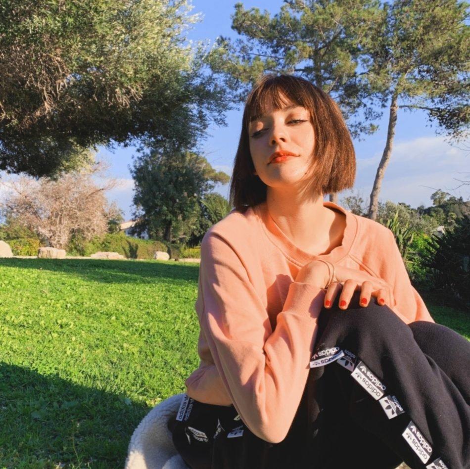 Mirèle (Ева Гурари) - Если бы любили, 2019 - песня и видео со словами | Музолента