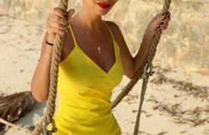 Ольга Орлова улетела на Сейшеллы и радует поклонников пляжными фото 🌞👙