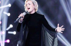 Полина Гагарина успешно выступила и победила в первом этапе китайского телешоу «Singer».