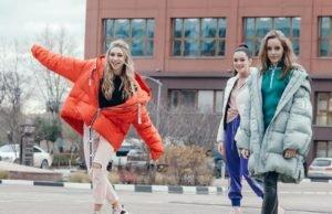 Участницы группы COSMOS girls показали репетицию к концерту «Я нравлюсь женщинам»