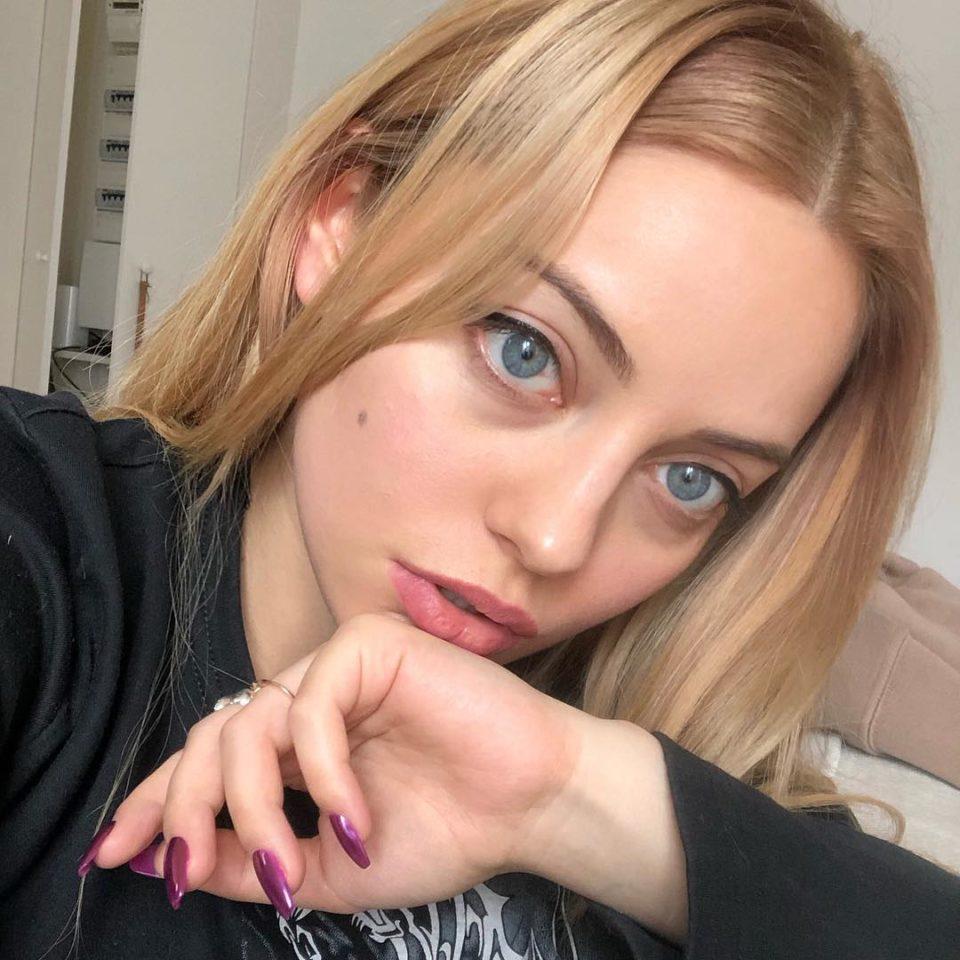 Красивые глаза Кати Кищук