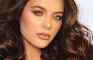 Ольга Меганская рассказала, чем пользуется при нанесении повседневного макияжа