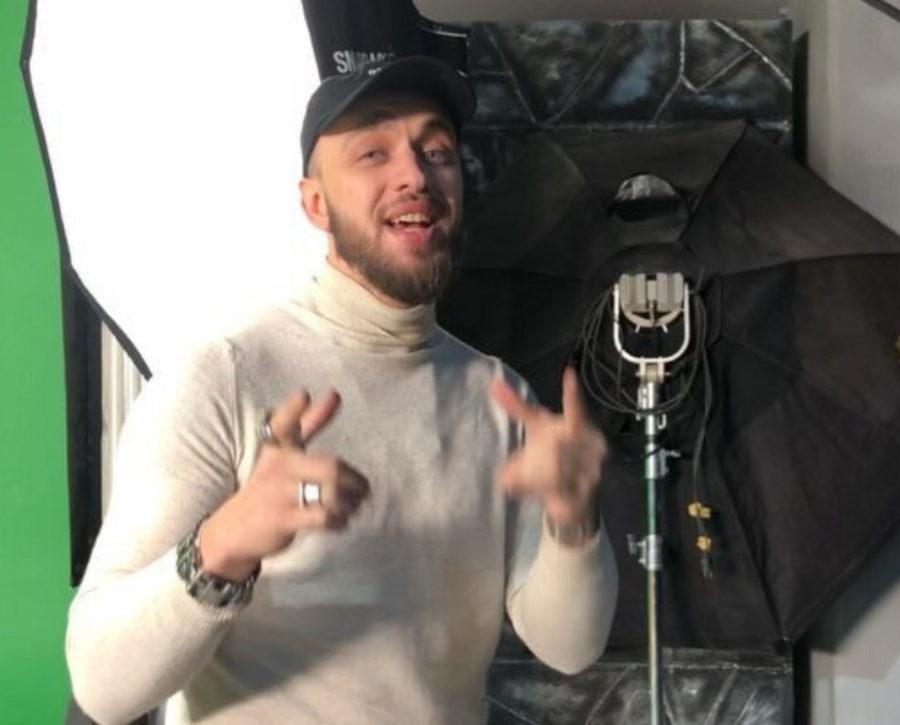ST записал новую песню «Счастье Любит Тишину»