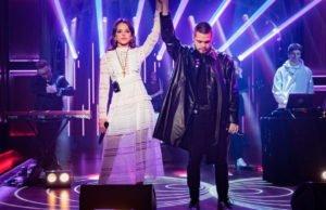 Мальбэк и Сюзанна спели песню «Высота» на шоу «Вечерний Ургант» | Музолента