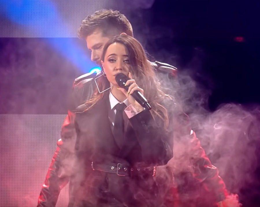 Группа Время и Стекло спели песню «Дым» на шоу Голос Украина | Музолента