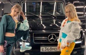 Клип Гривиной и Натами — Парковка, 2019 — смотрите видео | Музолента