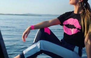 Ольга Бузова продемонстрировала фигуру на отдыхе в Самаре