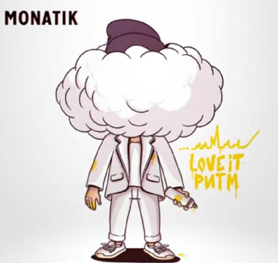 MONATIK записал новый альбом «LOVE IT ритм»