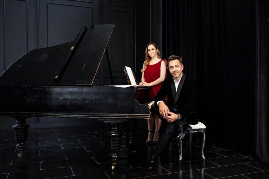 Карина и Алексей Романоф