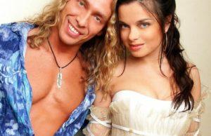 Наталья Королева и Тарзан отметили топазовую свадьбу