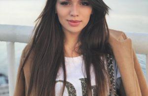Люся Чеботина показала фото без макияжа