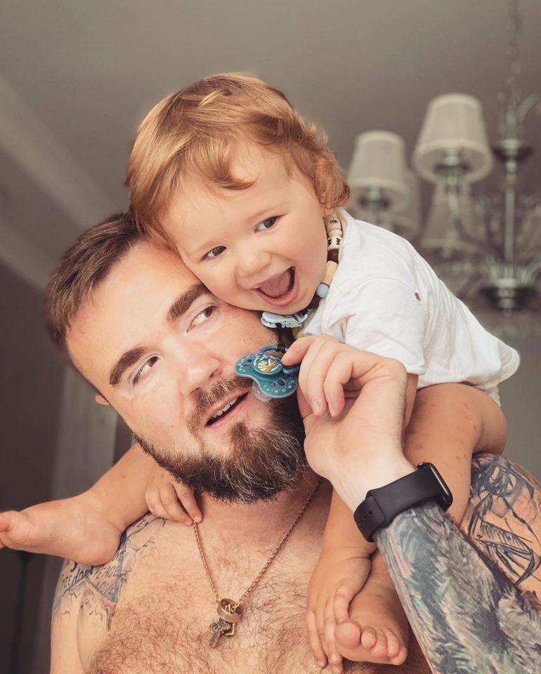 Любимые мужчины Юлии Плаксиной