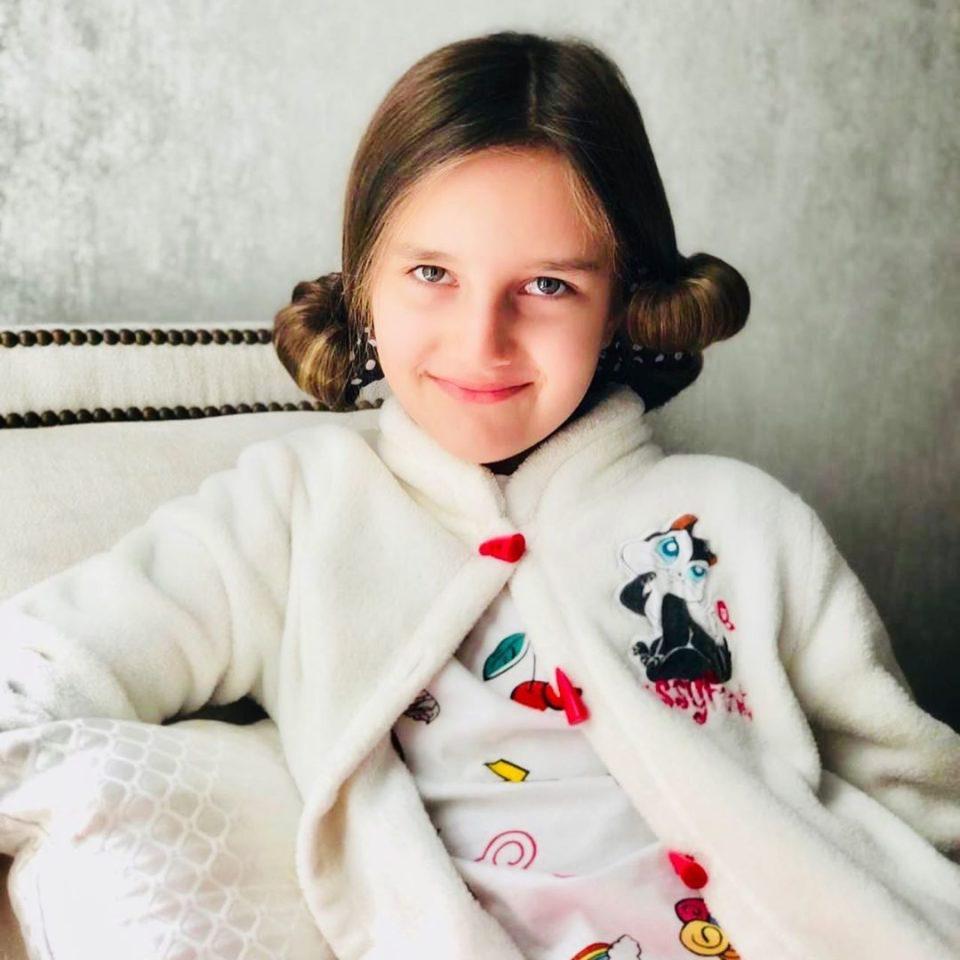 Клава Земцова, внучка Аллы Пугачевой