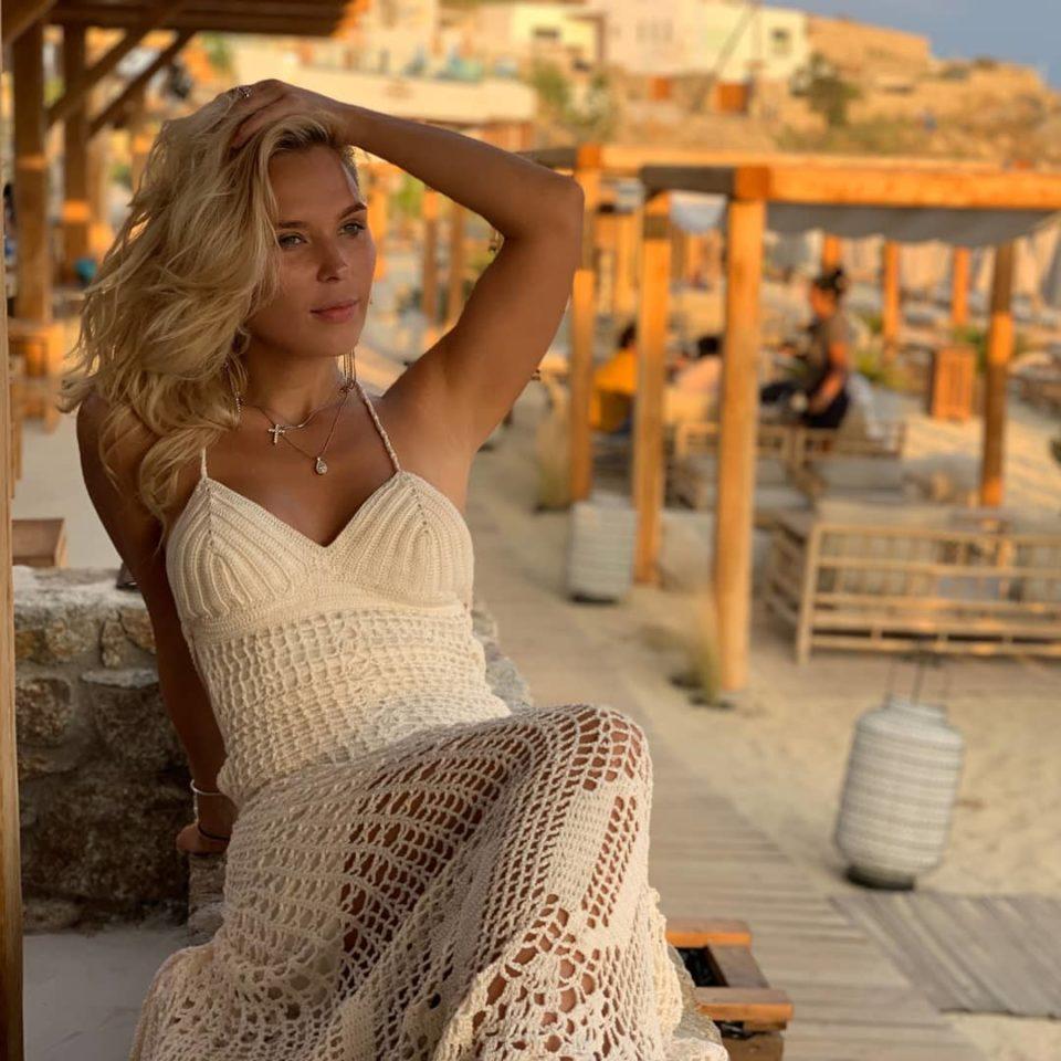 5 красивых образов Пелагеи в платьях