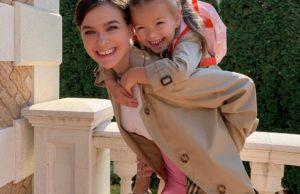 Елена Темникова показала милые фото со своей 4-летней дочкой | Музолента
