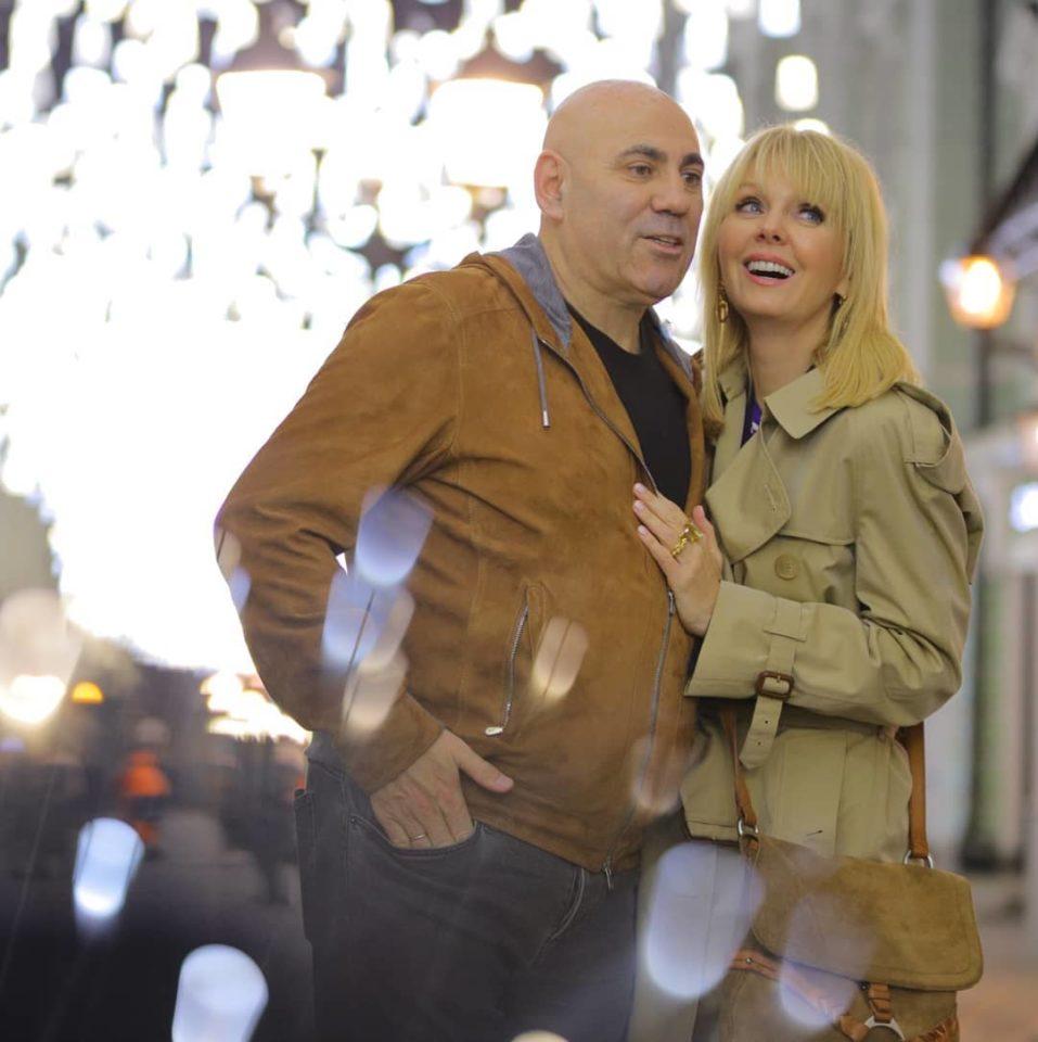 Валерия показала романтически фото с мужем Иосифом Пригожиным
