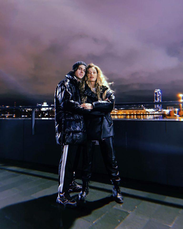 Алексеев и Синецкая