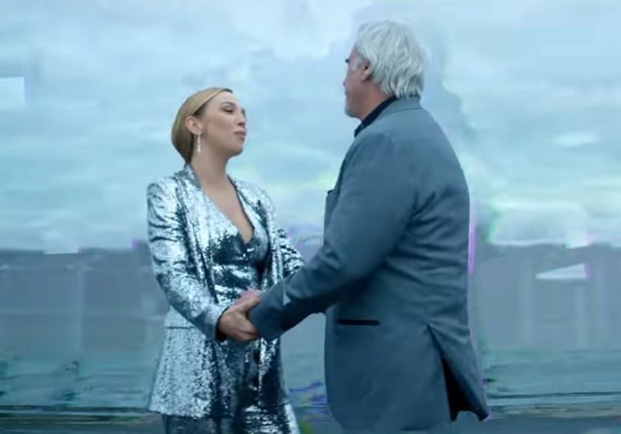 Клип Валерия Меладзе и Альбины Джанабаевой — Мегаполисы, 2019 | Музолента