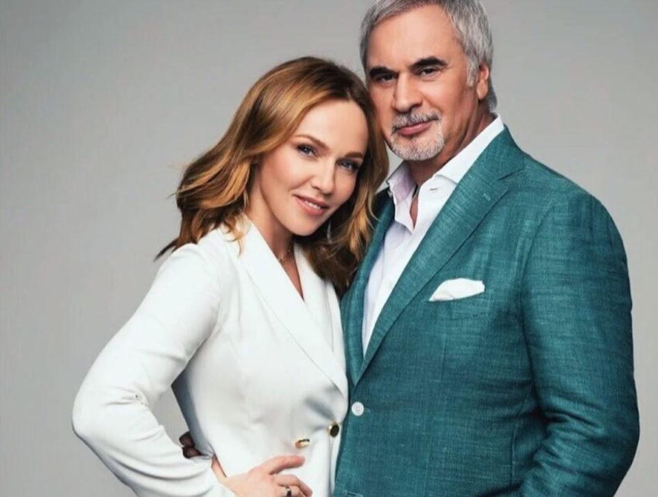 Валерий Меладзе и Альбина Джанабаева — Мегаполисы, 2019 — слушайте песню | Музолента