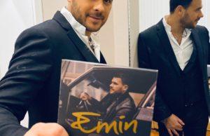 EMIN — Девочка моя, альбом 2019 года   13 песен   Музолента