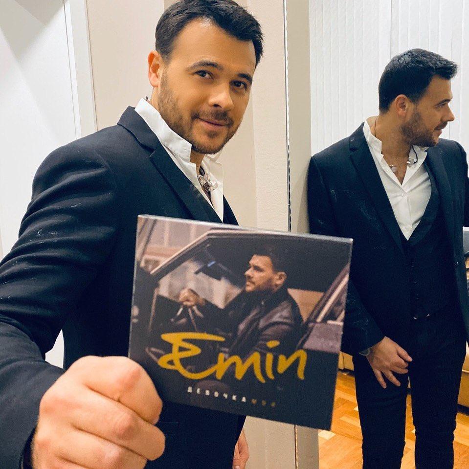 EMIN — Девочка моя, альбом 2019 года | 13 песен | Музолента