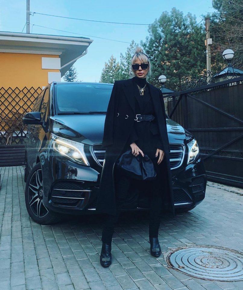 Лобода выпустила песню «Новый Рим» с нового альбома