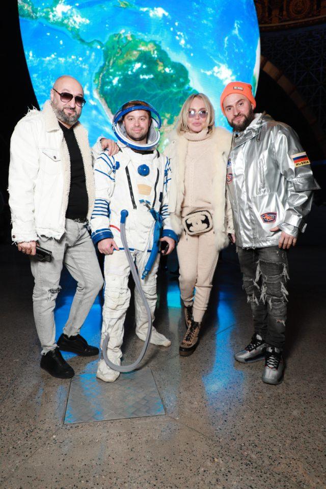 Иракли и LIKA STAR пригласили всех в космос