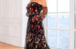 Татьяна Буланова продемонстрировала 4 красивых платья
