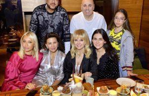 Иосиф Пригожин показал фото с Дня рождения дочери в кругу друзей семьи