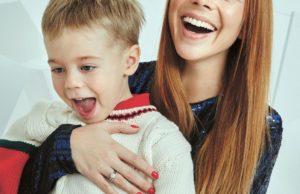 Наталья Подольская рассказала, как укладывает своего сынишку спать