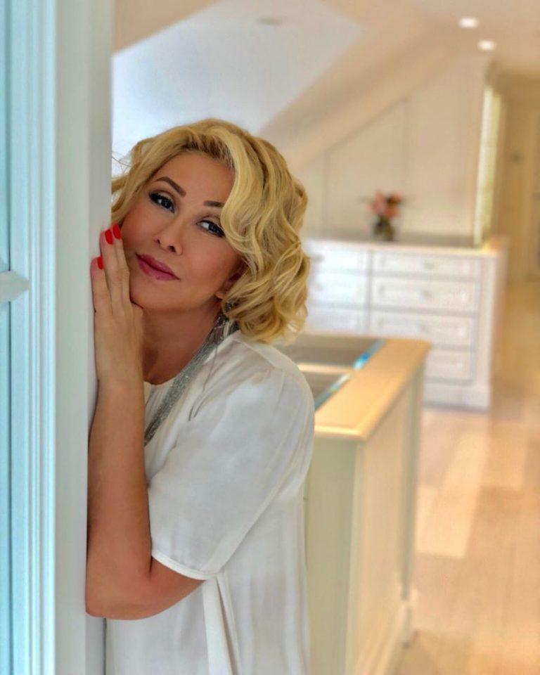 Любовь Успенская записала новую песню «Люба всегда права»