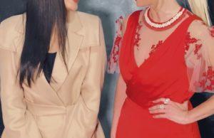 Валерия и Назима спели песню «Тысячи историй» на рождественском концерте