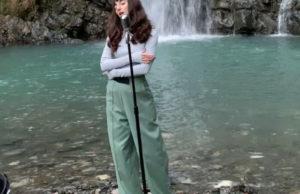 Клип Кристины Си — Река, видео в ретро-стиле 2020 | Музолента