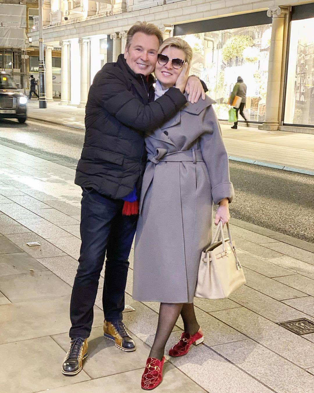 Александр Малинин признался, что понимает свою жену без слов